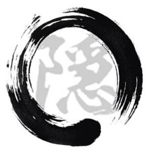Logo.Kakure.Dojo